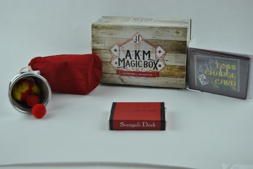 AKM Magic Box