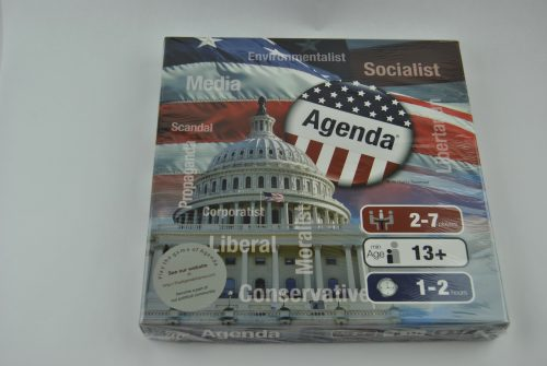 agenda the board game