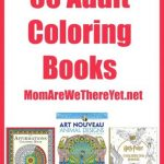 50 Adult Coloring Books You Can Buy Right Now