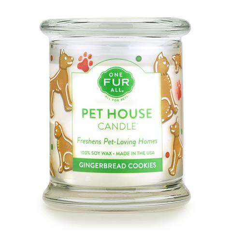 one fur all pets candle