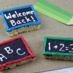 Chalkboard Rice Krispies