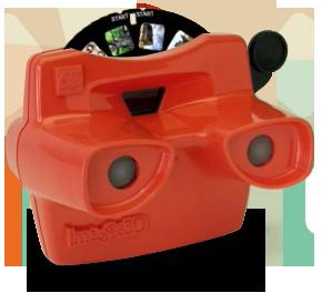 retro viewfinder 3d