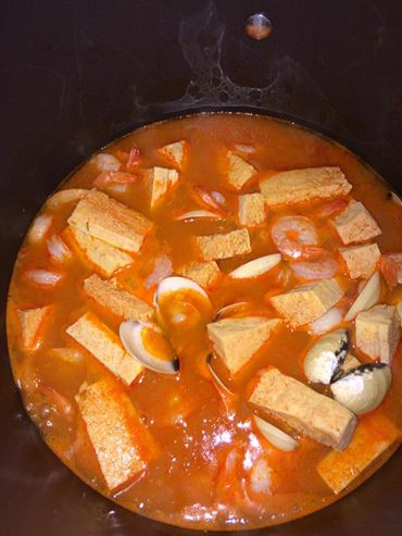 Korean Soft Tofu Stew Recipe