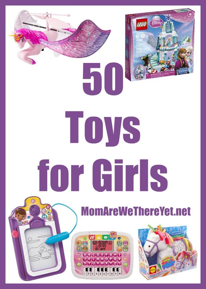 50 toys for girls on Amazon