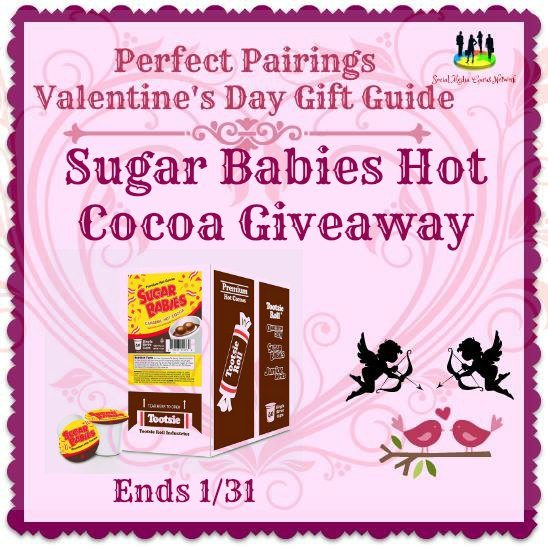 Sugar Babies Hot Cocoa Giveaway Ends 1/31