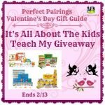 It's All About The Kids Teach My Giveaway