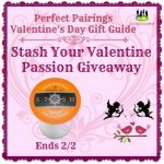 Stash Your Valentine Passion Giveaway