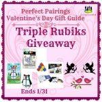 Triple Rubiks Giveaway
