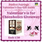 Valentine's is for Chocoholics Giveaway