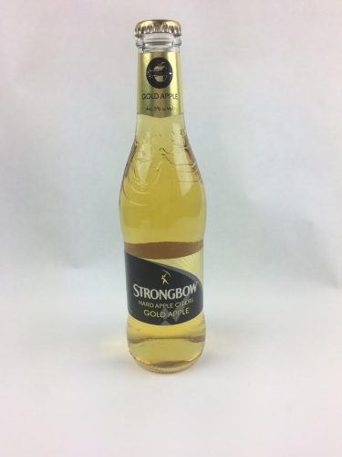 strongbow hard apple cider
