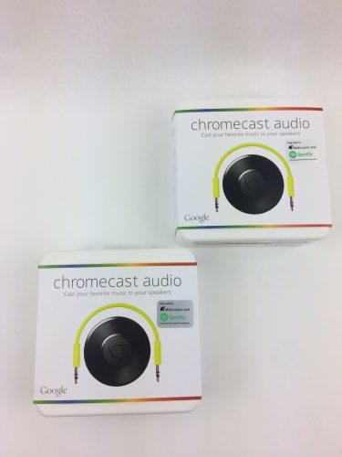 Listen To Tunes On Your Speaker With Chromecast Audio