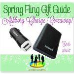 Spring Fling Gift Guide Askborg Charge Giveaway