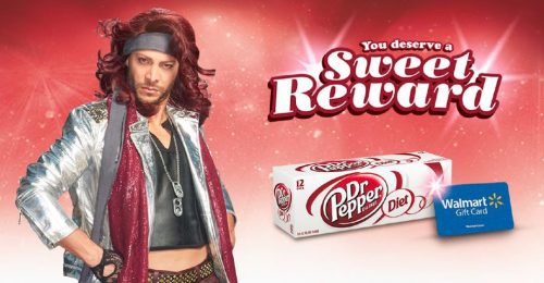 Dr Pepper Sweet Rewards At Walmart