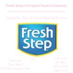 Fresh Step Compact Packs Giveaway