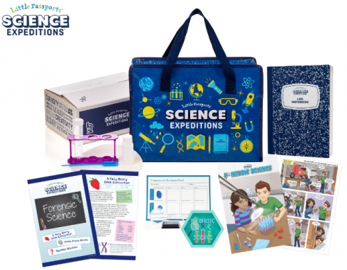 Science Fair Kit For Ages 9+