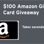 $100 Dropprice Amazon Gift Card Giveaway
