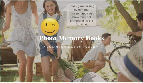 Forever Connected Memory Books For The Whole Family