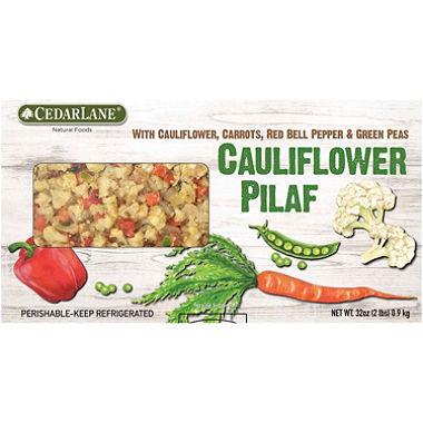 cedarlane cauliflower pilaf