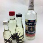 3 Ingredient Homemade Vanilla Extract Recipe