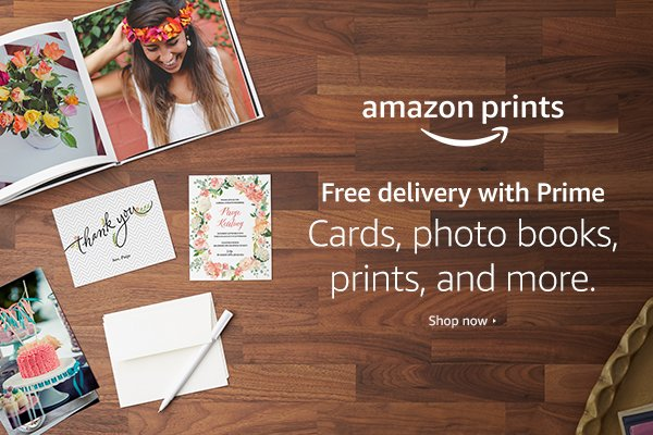 What is the best photo printing service?  I use Amazon Prints! Plus Enter Giveaway For $1000 of Amazon Gift Cards