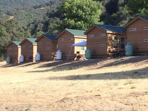Rancho oso cabins