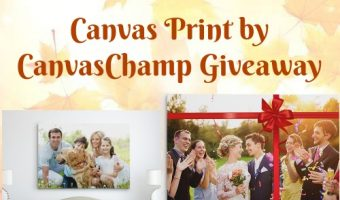 Canvas Print by CanvasChamp Giveaway