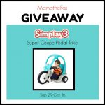 Simplay3 Giveaway