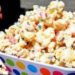 Birthday Cake Popcorn Recipe: Happy Birthday California