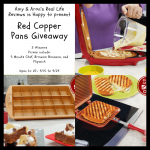 Red Copper Pan Giveaway