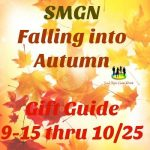 Falling Into Autumn Gift Guide @SMGurusNetwork