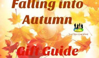 Falling Into Autumn Gift Guide @SMGurusNetwork