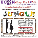 UCAAN Buy Me Love Auction Fundraiser Giveaway