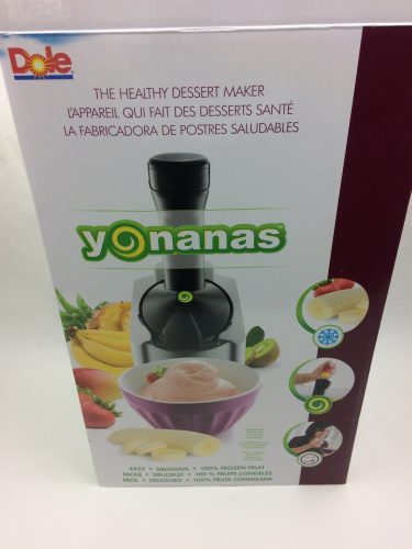 yonanas dessert maker