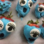 Chocolate Covered Strawberry 'Monsters'