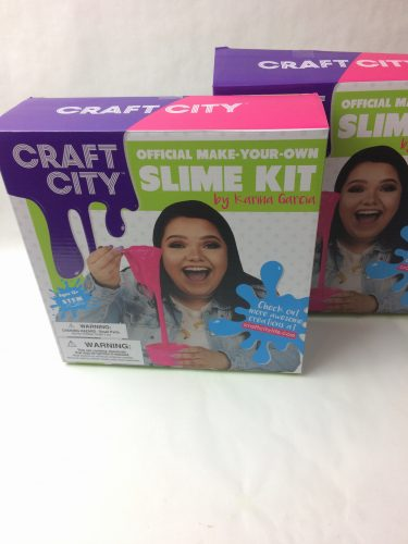 craft city slime kit