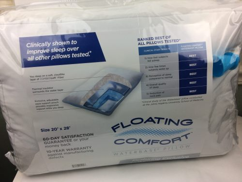 waterbase floating comfort billow