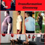 12 Week Workout Transformation Giveaway