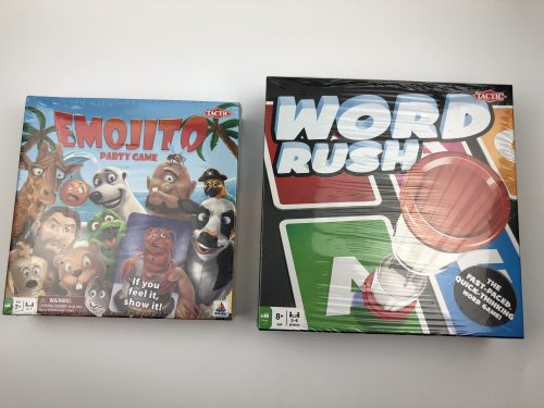 word rush tactic games