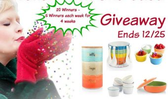 Add Some Fun To Your Kitchen With Uno Casa Giveaway