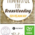 Thankful For Breastfeeding Giveaway