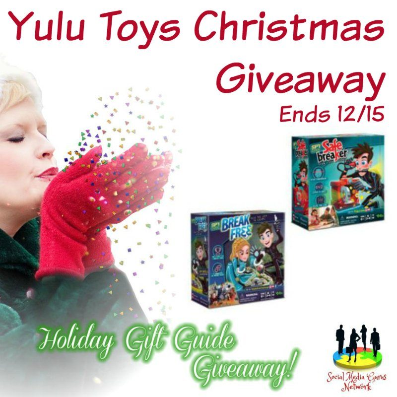 Yulu Toys Christmas Giveaway Ends 12/15