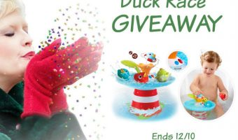 The Yookidoo Musical Duck Race Giveaway!