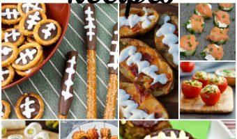 60 Amazing Super Bowl Sunday Recipes