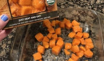 Quick Roasted Sweet Potatoes Recipe