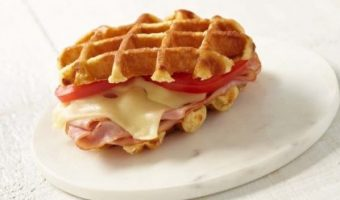 National Waffle Day Recipe