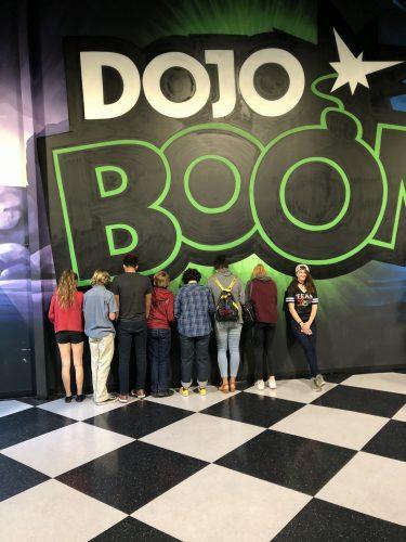 dojo boom
