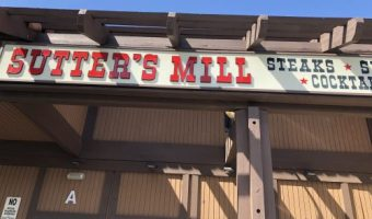 Fine Dining At Sutter's Mill in Simi Valley