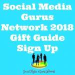 Social Media Gurus Network 2018 Giveaways