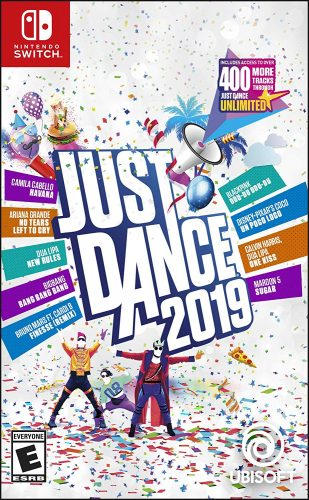 Just Dance 2019 Game - Mom, Are We There Yet?